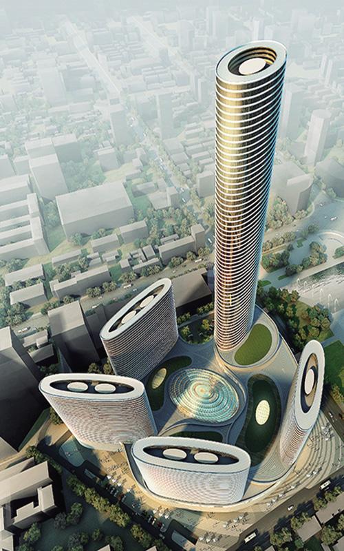 多层钢结构建筑的结构设计要点分析